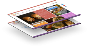 Website for Cook for Your Life