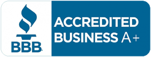 Certification of Accredited Business at Better Business Bureau