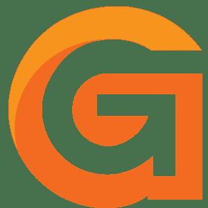 Gramercy G Logo Variation Orange